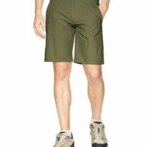 White Sierra Men's Golden Gate Stretch Shorts